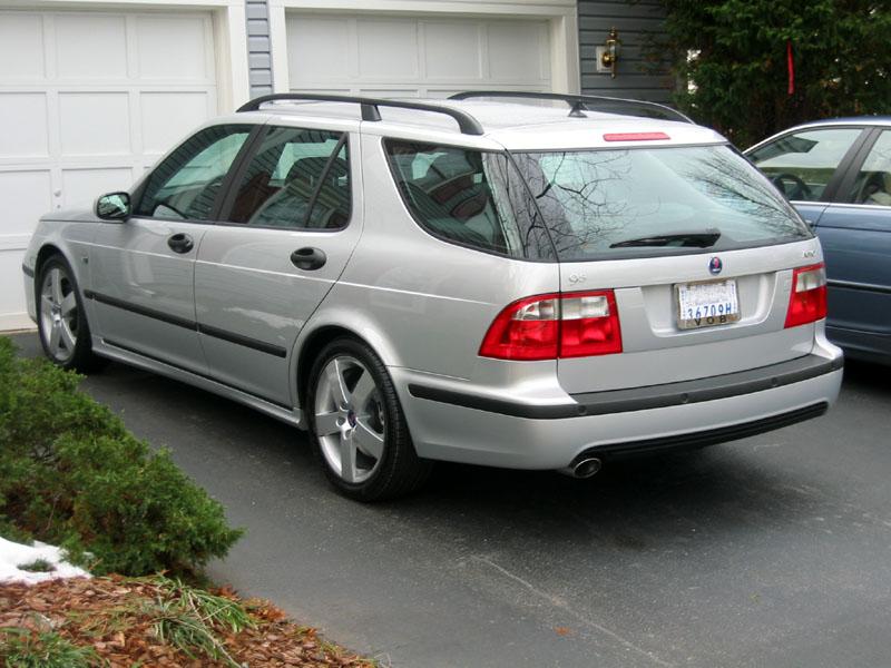 Wifes new Saab 95 aero wagon  Bimmerfest  BMW Forums